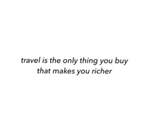 Dream, traveling, and true image