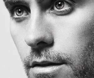 jared leto, 30 seconds to mars, and eyes image