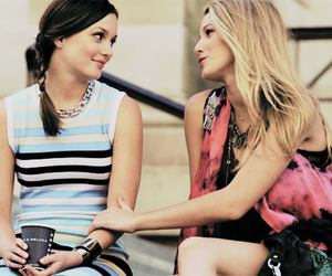 gossip girl, leighton meester, and friends image