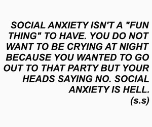 anxiety, night, and scream poems image