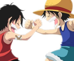one piece and ruffy image