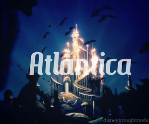 atlantica and the little mermaid image