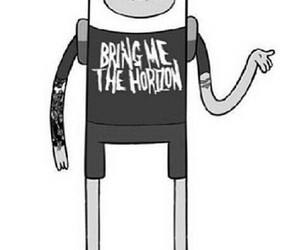 bmth, finn, and bring me the horizon image