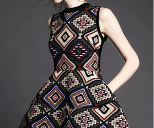 short dress, dresses with pockets, and mulitcolor dress image