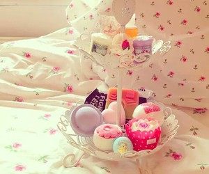 pink, girly, and lush image