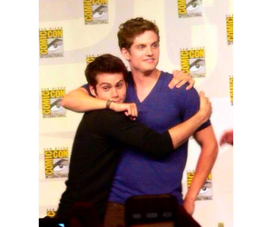 dylan o'brien, daniel sharman, and isaac lahey image