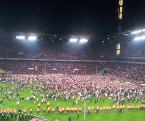 soccer germany crowd image
