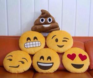 emoji, pillow, and funny image
