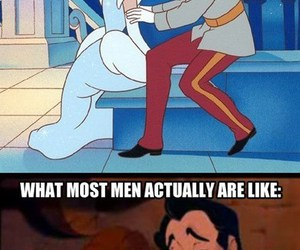 disney, funny, and cinderella image
