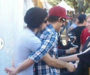 jalex, all time low, and alex gaskarth image