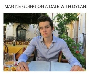 date, dylan o'brien, and teen wolf image