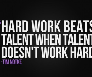 motivational, work, and quote image