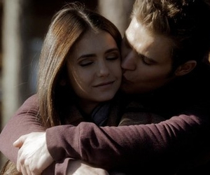 love, the vampire diaries, and kiss image