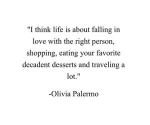 olivia palermo and quotes image