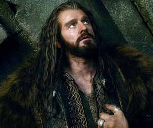 the hobbit, richard armitage, and thorin oakenshield image
