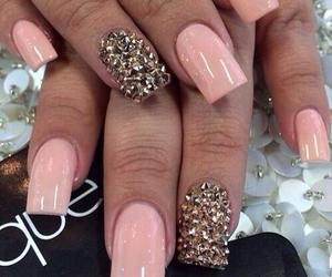 beautiful, nails, and nails art image