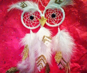 dreamcatcher and owl image