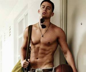 actor, channing tatum, and famous image