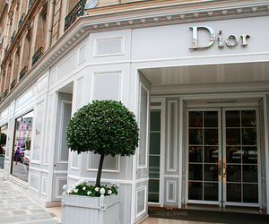 dior, fashion, and store image