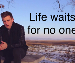 Connor, quote, and youtube image
