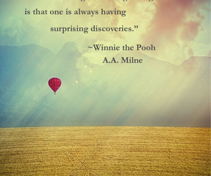 pooh, quote, and quotes image