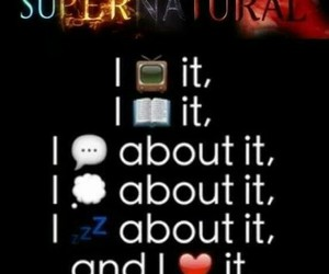 supernatural, dean, and fandom image