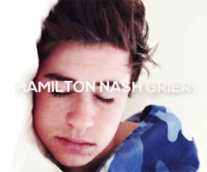 gif, nash grier, and magcon image