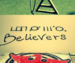 30 seconds to mars, believe, and jared leto image