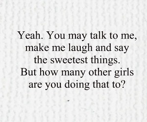 quote, boy, and laugh image