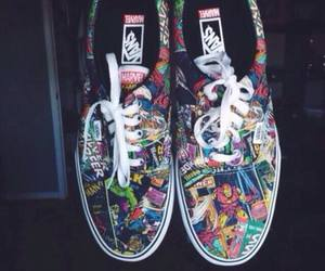 cool, hipster, and shoes image