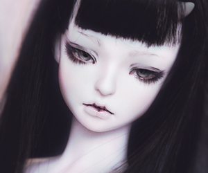 doll and demon image