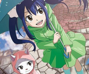 fairy tail, anime, and wendy image