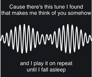 am, arctic monkeys, and Lyrics image