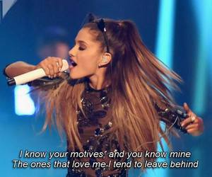 ariana grande, love me harder, and the weeknd) image