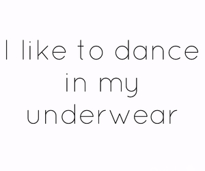 dance, like, and silly image