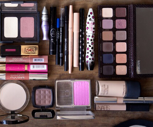 makeup, nars, and Maybelline image