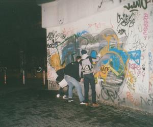 berlin, boys, and dark image