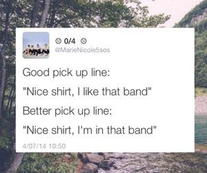 band, 5sos, and funny image