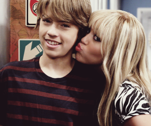 hannah montana, miley cyrus, and cole sprouse image