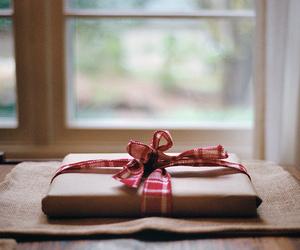 christmas, gift, and photography image