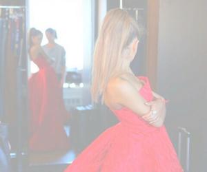 dress, fashion, and magazine image