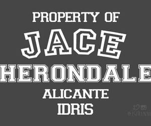alicante, jace, and the mortal instruments image