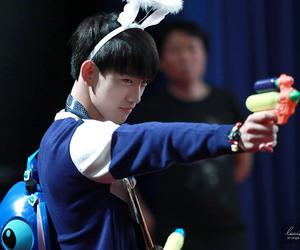JR, jinyoung, and got7 image