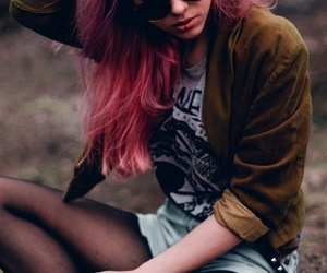 colours, grunge, and style image