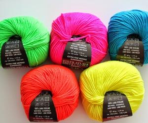 colorful yarn image