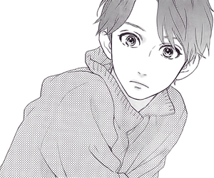 manga, hirunaka no ryuusei, and daytime shooting star image