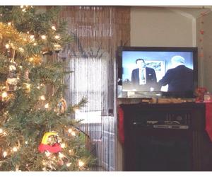 christmas, christmas tree, and season image