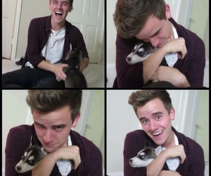 adorable, wolf, and connor franta image