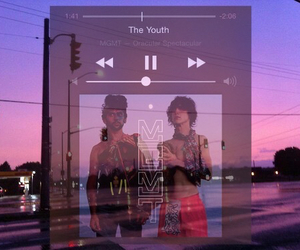 MGMT, music, and oracular spectacular image