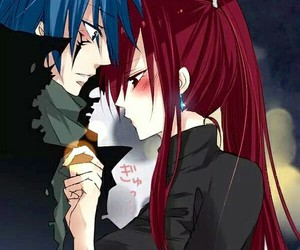 fairy tail, erza, and anime image